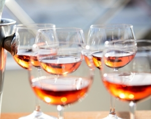 vin rose lacave