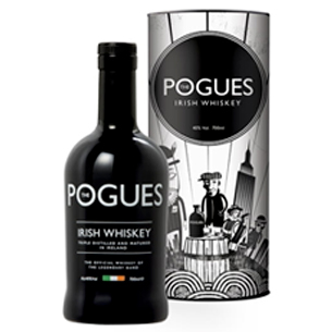 Pogues Irish whisky