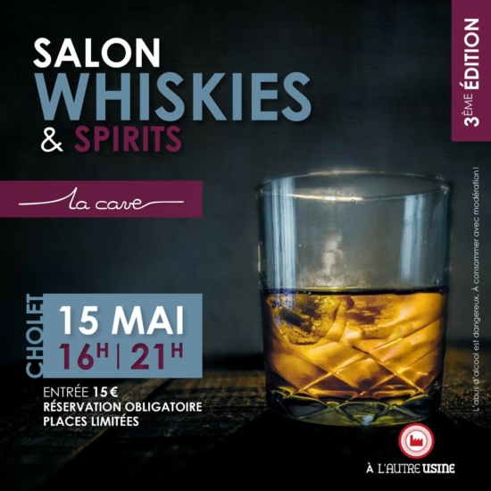 LA CAVE Salon du whisky