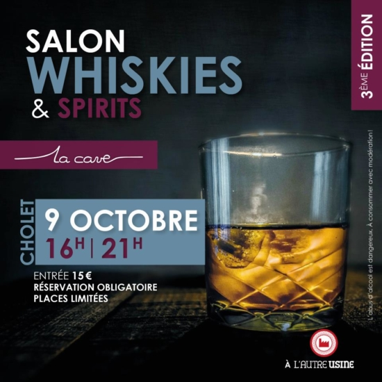 salon whisky 3e edition 9 octobre