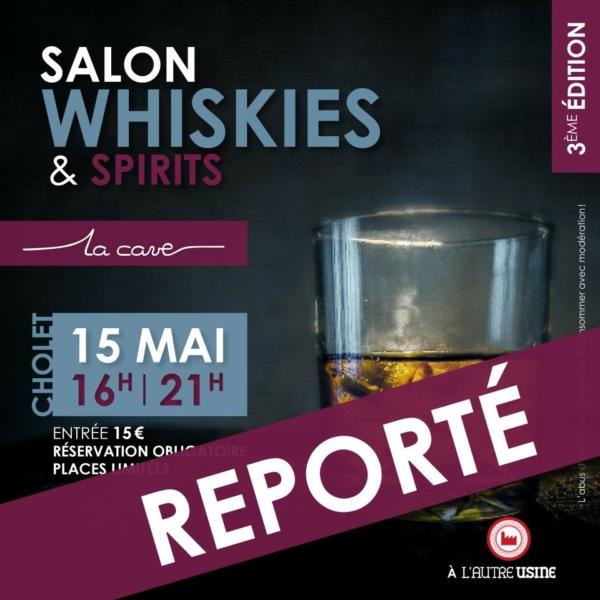 REPORT LA CAVE SALON
