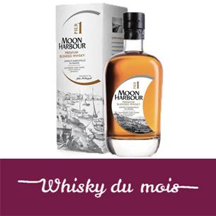 whisky du mois Moon Harbour Pier 1