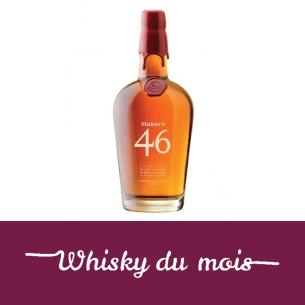 Whisky du mois davril Makers mark 46