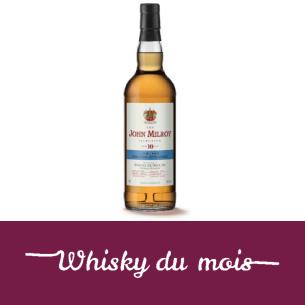 John Milroy Strathclyde whisky d aout 2021